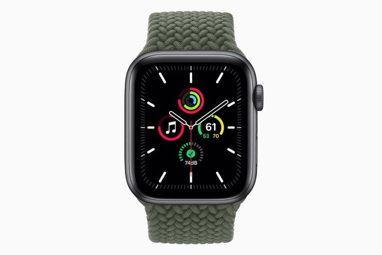 Optisch bestehen kaum Unterschiede zwischen der Apple Watch SE und Apple Watch Series 6