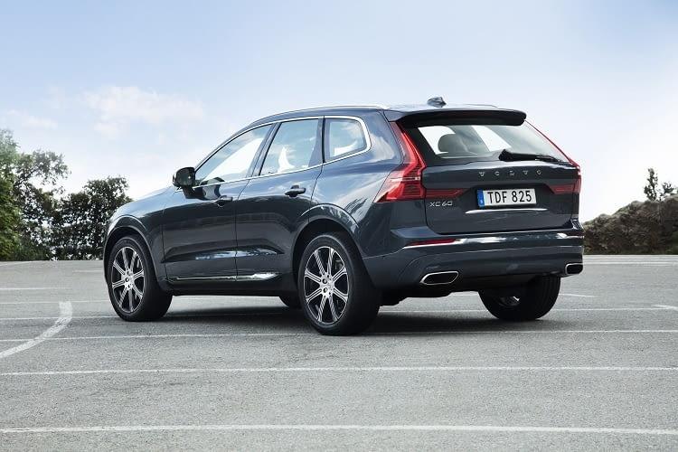 Der Volvo XC60 T8 lässt sich in rund 3 Stunden vollladen