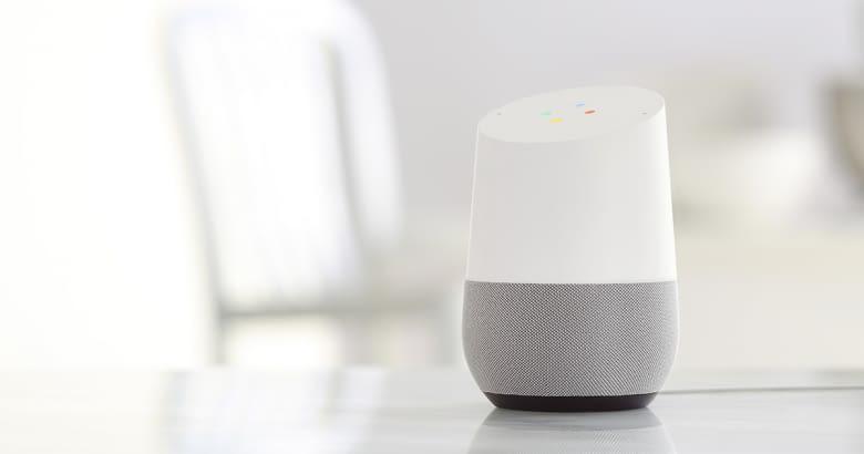 Google Home begeistert mit starker Spracherkennung durch den Google Assistant