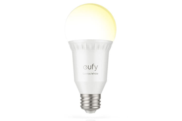 Die Lumos WLAN LED Leuchte lässt sich direkt per App bedienen, ist dimmbar und leuchtet warmweiß