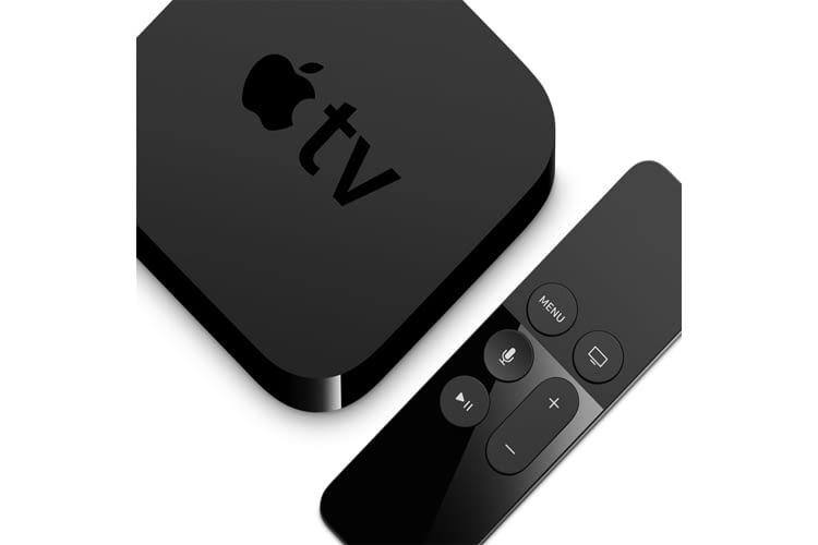 Dank HDR und 4K Bildwiedergabe bietet der Apple TV 4K vollen Streaming-Genuss