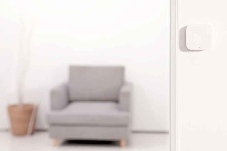 Der Xiaomi Aqara Wirless Mini Switch lässt sich als Lichtschalter einsetzen - benötigt aber immer den Aqara Hub