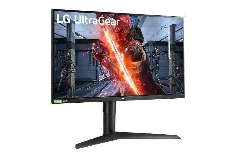 Für alle die gerne spielen empfiehlt sich der 27 Zoll Monitor LG 27GL850-B