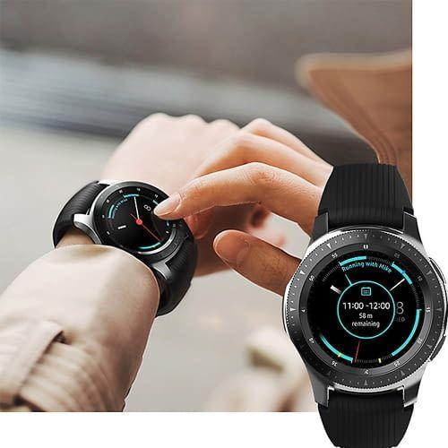 Erinnerungen, Kalander-Updates und die Terminfunktion der Galaxy Watch erleichtern den Alltag