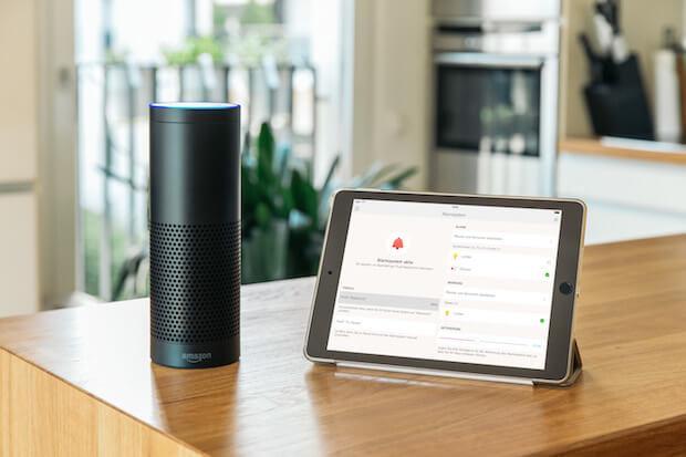 sprachsteuerung alexa fortan in telekom smart homes integriert. Black Bedroom Furniture Sets. Home Design Ideas