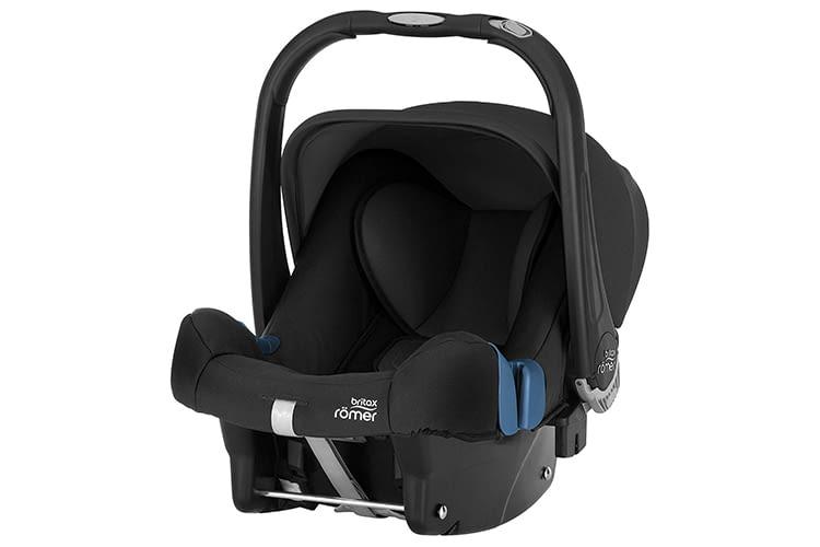 Sichere und bequeme Babyschale: der Britax Römer Baby-Safe 2 i-Size