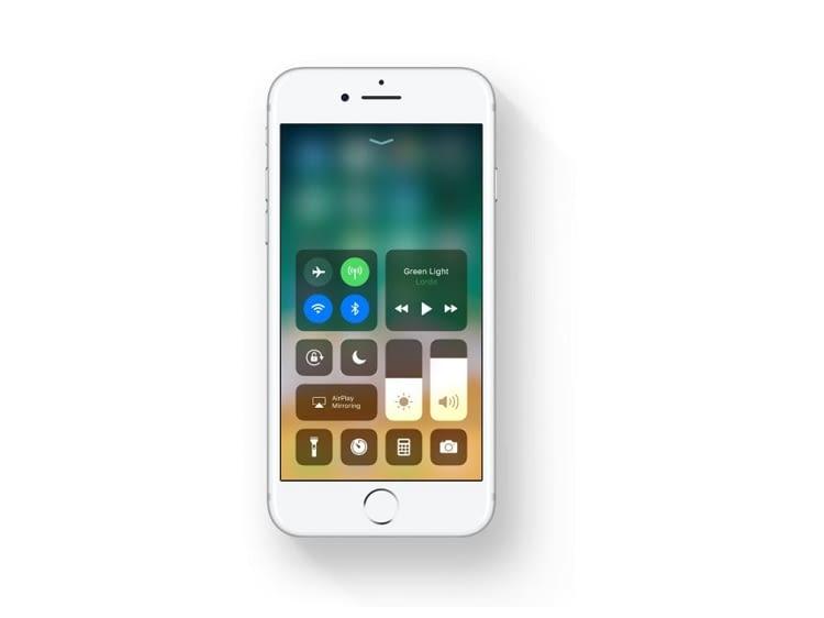 iOS 11: Das Kontrollzentrum an die eigenen Vorstellungen anpassen