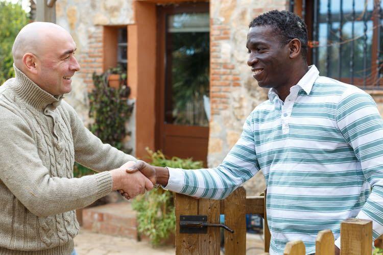 Nachbarn mit gemeinsamen Interessen können diese in den Gruppen zusammen ausleben