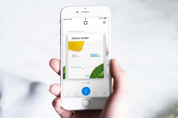 mitte überwacht Wasserqualität und Reinigungsstatus per App