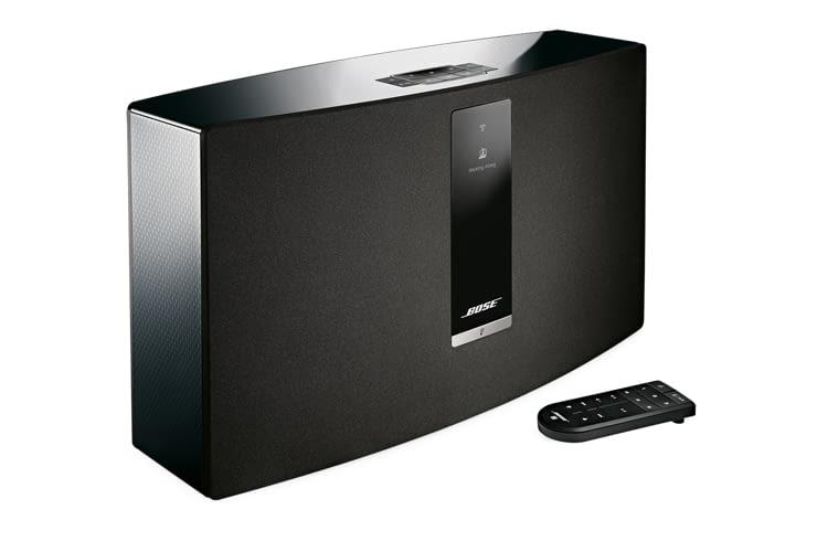 Bose SoundTouch 20 ist dank Alexa-Anbindung sprachsteuerbar