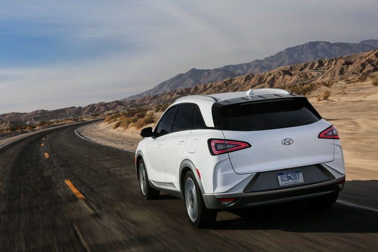 Hyundai bietet mit seinem Nexo modernste Brennstoffzellen-Technologie