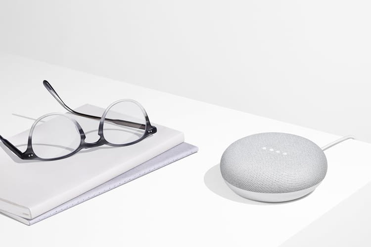 Die Mini-Version findet überall Platz – so lauscht Google Assistant Sprachbefehlen im ganzen Haus