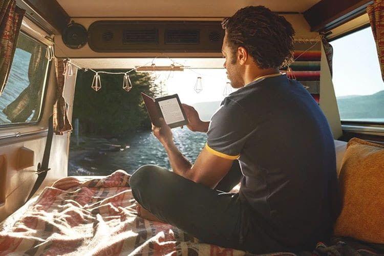 Amazon eReader Kindle Paperwhite - die komplette Bibliothek immer dabei