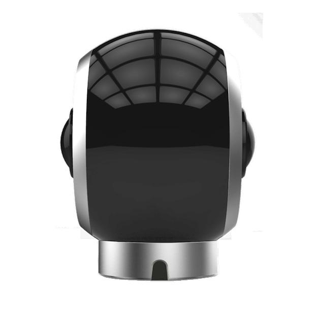 Die ALLie Home Camera in der Seitenansicht mit 360 ° Rundumsicht