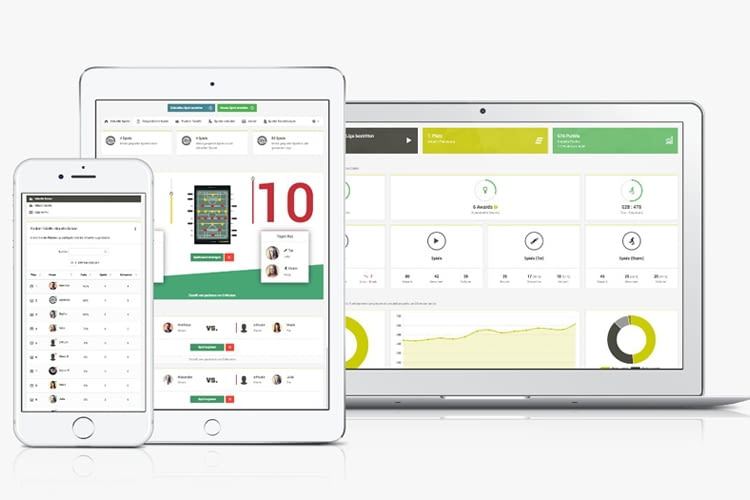 Via Cloud mobil nutzbar: Die packeroo-App
