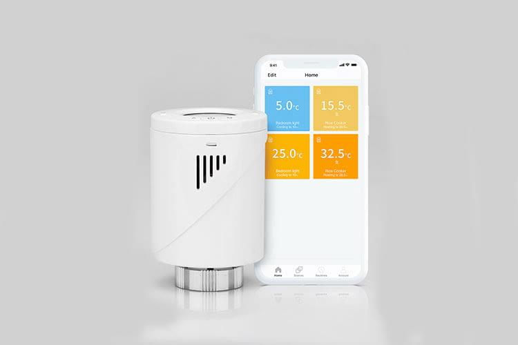 Per Meross App lassen sich verschiedene Meross-Thermostate bedienen