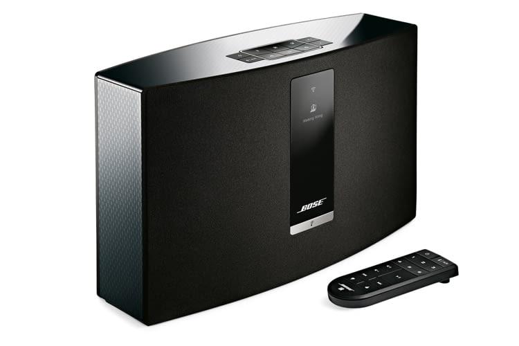 Das Bose SoundTouch System gehört zu den besonders beliebten Multi-Room-Lösungen