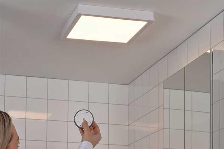 IKEA GUNNARP – smarte IKEA TRÅDFRI Bad-Beleuchtung