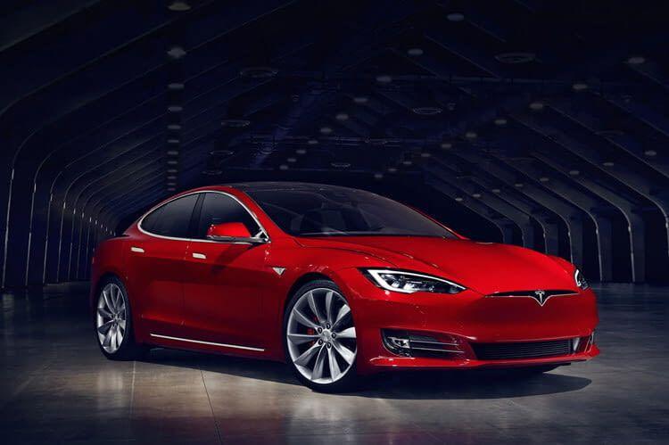 Tesla Model S P100D - das Topmodell der Reihe