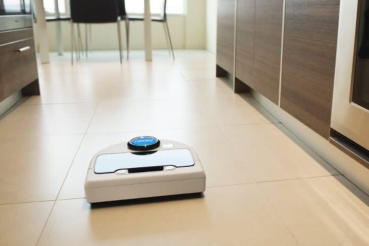 Über den Neato-Account verbindet sich Alexa mit den Neato Botvac Connected-Modellen