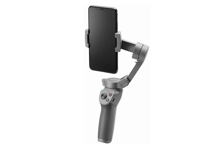 DJI Osmo Mobile 3 ist ein Profi-Gerät für alle Video-Blogger und Smartphone-Filmer, die mehr wollen