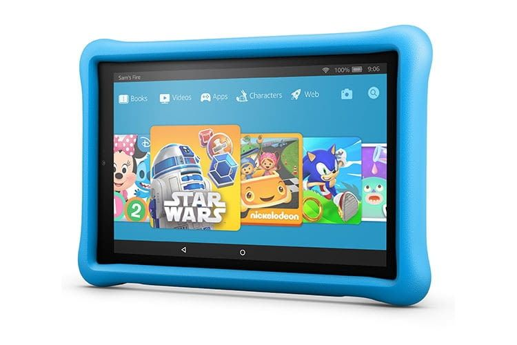 Fire HD 10 Kids Edition: Amazons größtes Fire Tablet für Kinder