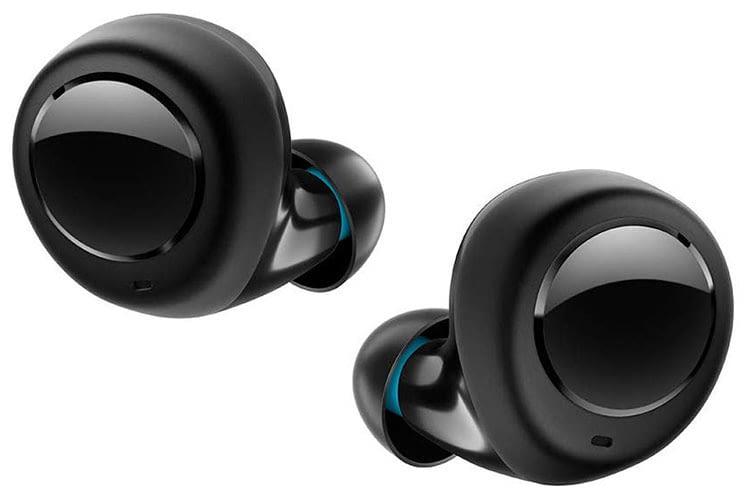 Amazon Echo Buds: Die Bedienung erfolgt entweder per Alexa Hands-free Sprachsteuerung oder Touch-Feld-Steuerung