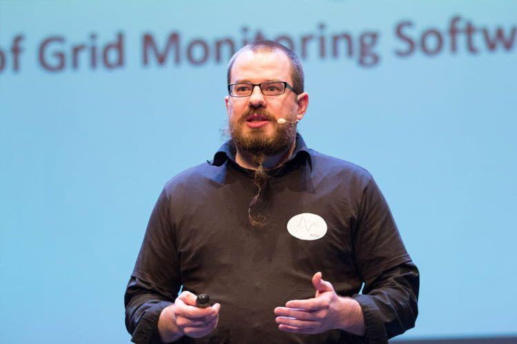 Artur Löwen ist Gründer und Geschäftsführer von Gridhound