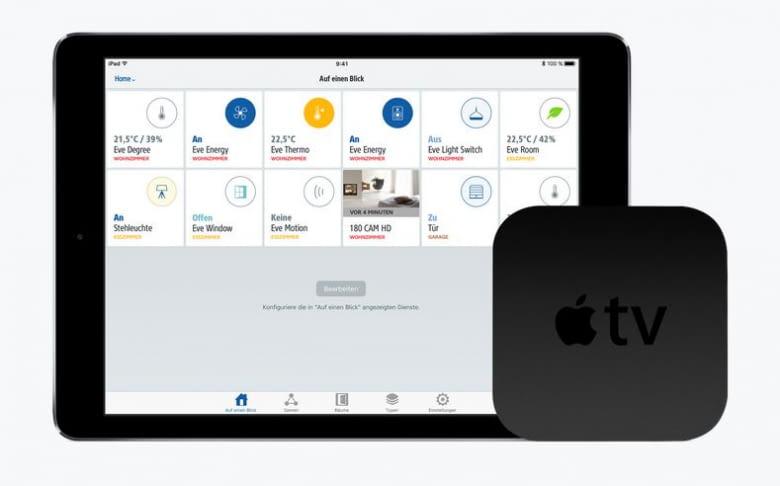 Elgato Eve ist auf Apples Smart Home-Welt abgestimmt und arbeitet mit iPhone, iPad, iPod touch und Apple Watch zusammen