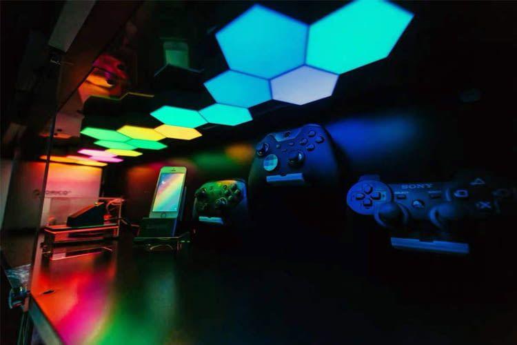 Auch für den Gaming-Bereich sind smarte Lichtmodule gut geeignet