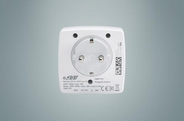 Homematic IP Schalt-Mess-Steckdose von eq-3