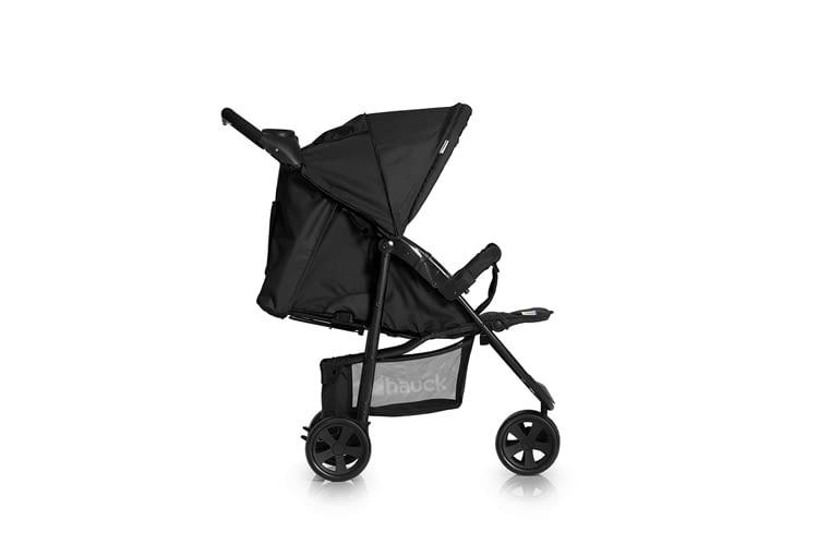 Hauck Citi Neo II wiegt nur 7,5 kg transportiert aber Kinder mit bis zu 25 kg Körpergewicht