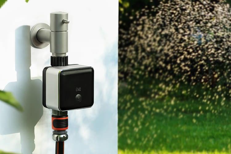 Eve Aqua automatisiert die Bewässerung mit HomeKit