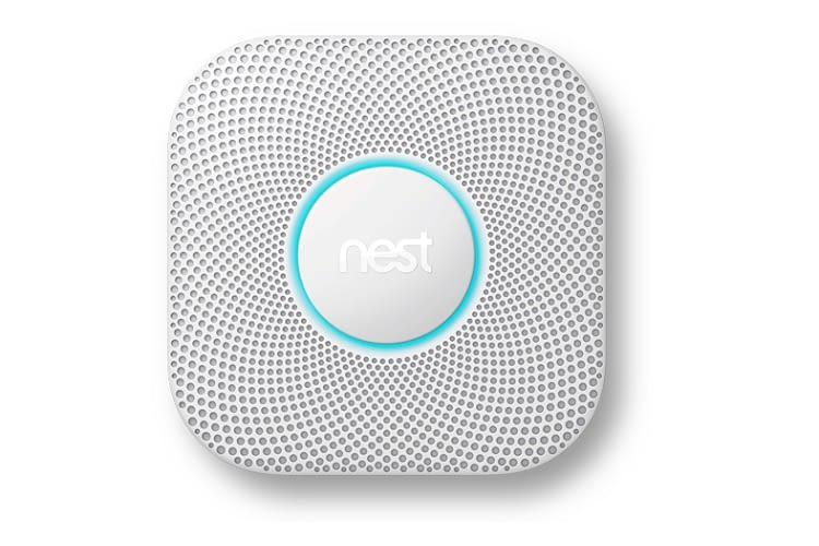 Auch die Rauchmelder von Nest sind mit vielen anderen Produkten kompatibel