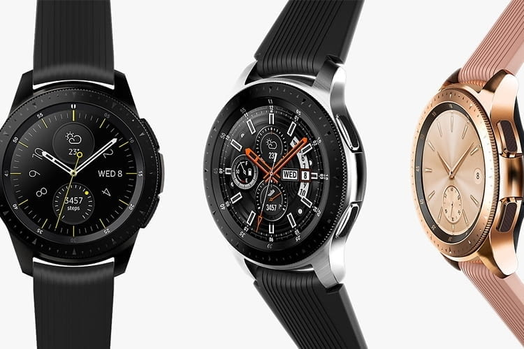 Die Samsung Galaxy Watch ist eine hervorragende Alternative zur Apple Watch 3