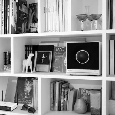 Raumfeld Stereo Cubes Multiroom Lautsprecher Abbildung