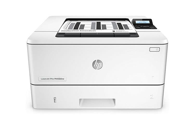 Exzellentes Preis-Leistungsverhältnis für einen Bürodrucker: HP LaserJet Pro M402dne