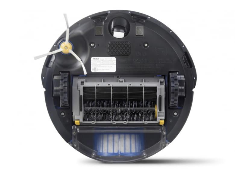 Die Roomba 615 / 616 Saugroboter gehören zu den Modellen mit einer Seitenbürste
