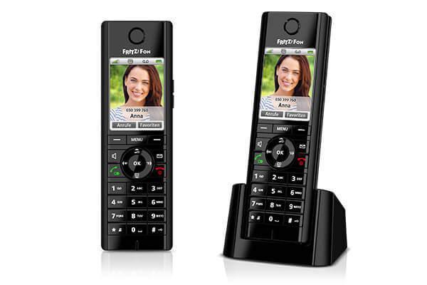 Abbildung des FRITZ!Fon C5 - HD Telefonie und Heimnetzsteuerung