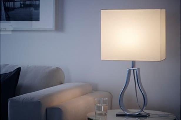 KLABB IKEA Tischlampe Für Philips Hue E14 LED Birne