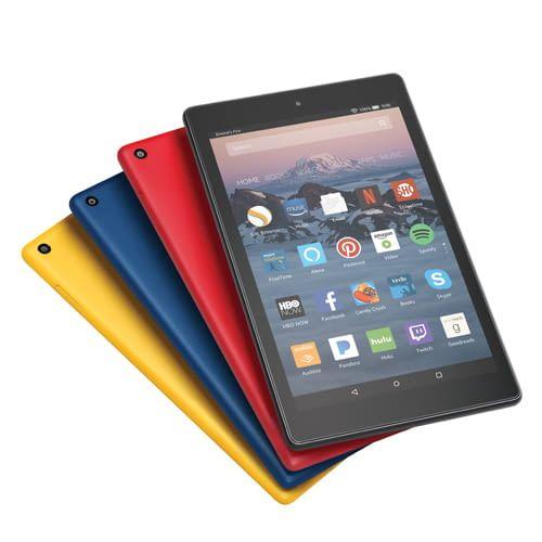 Das Fire HD 8 Tablet ist heute ebenfalls um 50 Euro reduziert