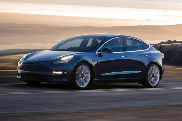 Mit dem Model 3 will Tesla das Elektroauto für Jedermann anbieten.