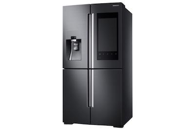 Intelligenter Family Hub Fridge Kühlschrank von Samsung