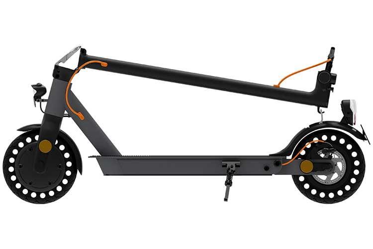 Cooles Design und gute Ausstattung - der E-Scooter TREKSTOR e.Gear EG31