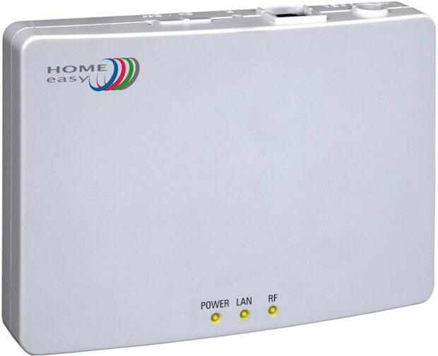 Home Easy IP-Box Gateway