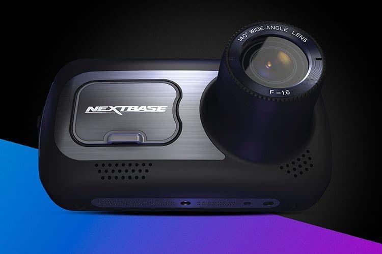 Das neue Nextbase Autokamera-Flaggschiff: Nextbase Series 2 Dashcam 522GW