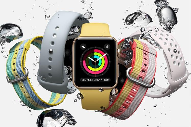 Die Apple Watch Series 2 entfaltet ihren vollen Funktionsumfang mit einem iPhone