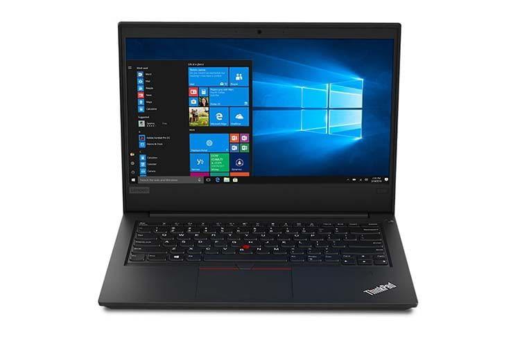 Unser Favorit im Notebook Test-Überblick: Das Notebook Lenovo ThinkPad E490