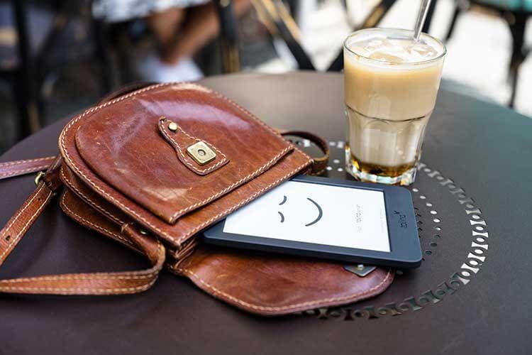 Der eBook Reader für Einsteiger tolino page 2 bietet 8 GB Speicher und ist der günstigste tolino eReader