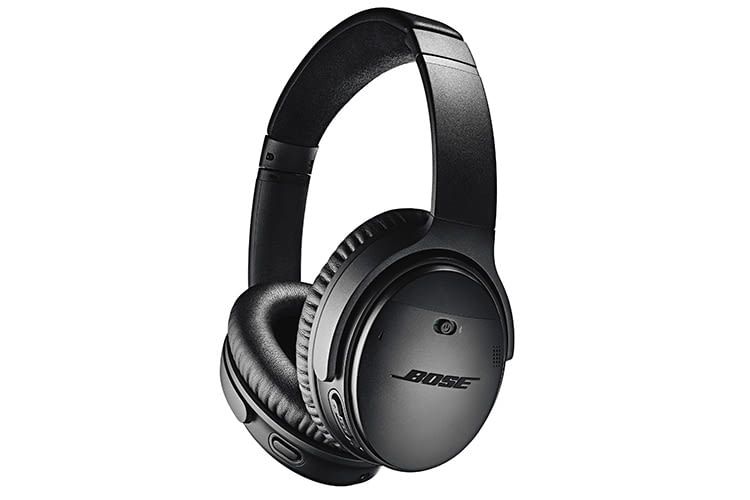 Bose QuietComfort 35 II - Alexa-Kopfhörer mit aktiver Geräuschunterdrückung